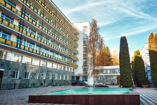 Акция «Восстанови иммунитет»» в санатории «Родник» в Кисловодске